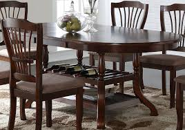 Black Oval Dining Room Table - modern oval dining table tags classy oval dining room sets