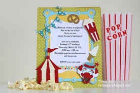 mod paperie themed birthday party invitations svgcuts dt project