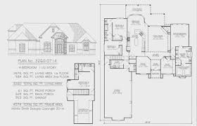 house plans 1 story bedroom simple 4 bedroom 1 story house plans home design image