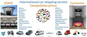 shipping to pakistan car shipping to mauritius port louis roll on roll off roro