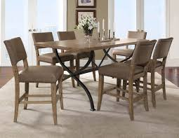 round counter height table set dining sets awesome counter height rectangular dining high