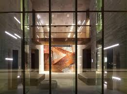 architecture bureau seamless copper skin staircase on mallorca detail magazine of