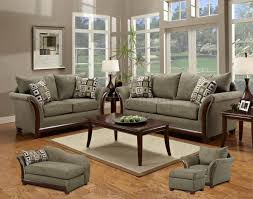 Modern Sofa And Loveseat Contemporary Living Room With Green Fabric Modern Sofa