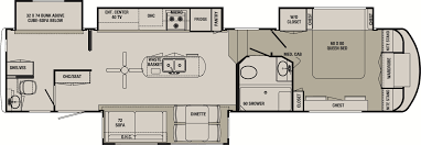 bedroom travel trailer floor plans and light trailers by pictures