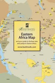 Africa Map Games by Bushtracks Designed East Africa Map Now Available