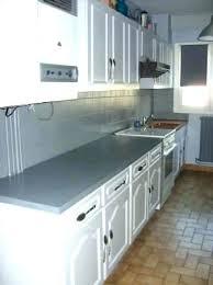 revetement plan de travail cuisine beton cire plan de travail evier beton cire plan de travail with