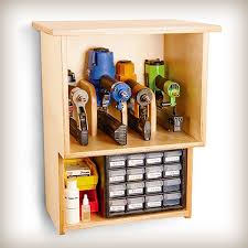 Tool Storage Shelves Woodworking Plan by 253 Best Shop Organization Images On Pinterest Workshop Ideas