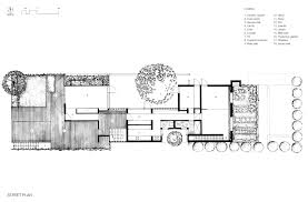 Architectural Floor Plan by Gallery Of Christian Street House James Russell Architect 18