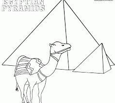 coloring pages of egypt flag coloring for kids printable ancientypt pages of frighteningyptian