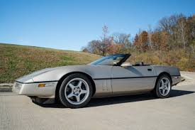 1987 corvette zr1 1987 corvette convertible better than 64k original zr1