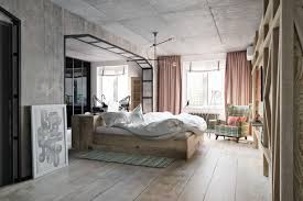 interior concrete walls concrete wall designs 30 striking bedrooms that use concrete