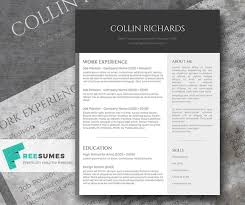 templates for resume 93 best free resume templates for word images on