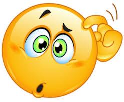 island emoji emoji thinking clipart clipartxtras