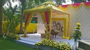ethereal mandap decorations in bangalore for your grand wedding