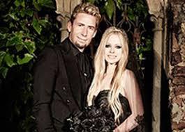 avril lavigne black wedding dress avril lavigne and chad kroeger wedding