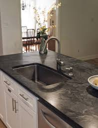 Touch Sink Faucet Granite Countertop Large Single Bowl Kitchen Sink Touch Sink