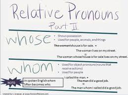8 best relative pronouns images on pinterest relative pronouns