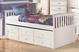 bedroom white bed frame with drawers features twin bed frames