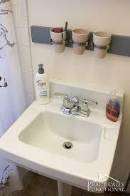 How To Install A Faucet Bathroom Diy Home Improvement How To Install A Faucet