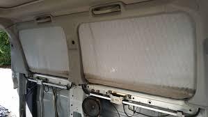 Camper Van Blinds Mazda Bongo Camper Van Conversion Complete Electric Blinds