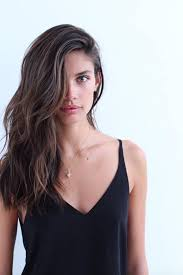 long hairstyles layered part in the middle hairstyle best 25 medium long hair ideas on pinterest medium length