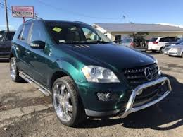 used m class mercedes for sale used mercedes m class for sale in oregon city or 26 used m