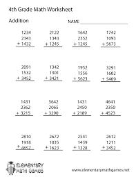 4th grade pattern worksheets worksheets