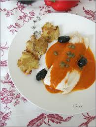 comment cuisiner la saumonette filets de saumonette vapeur au coulis de poivron 002