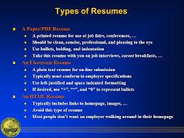 types of resumes lukex co