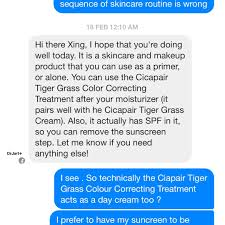 review dr jart cicapair tiger grass color correcting treatment