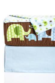 Skip Hop Crib Bedding Skip Hop Elephant Bumper Free 4 Crib Bedding Set