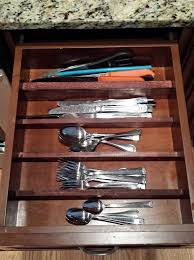 kitchen drawer organizer ideas kitchen drawer organization hometalk