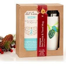 hot cocoa gift set starbucks hot cocoa hot chocolate travel mug gift
