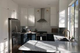 ikea grey shaker kitchen cabinets lessons learned from an ikea and semihandmade kitchen renovation