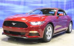 review of 2015 mustang the 2015 mustang v6 convertible