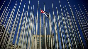 Flags Near Me After 54 Years The U S And Cuba Formally Restore Ties The Two