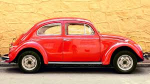 volkswagen old red volkswagen beetle wallpapers group 84