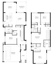 design house plans plans two story two bedroom house plans
