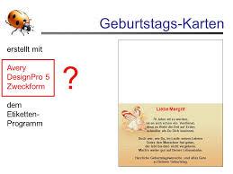 zweckform design pro lich willkommen zum computreff 9 oktober ppt