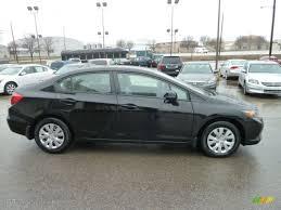 2012 black honda civic black pearl 2012 honda civic lx sedan exterior photo