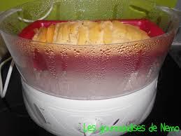 cuisine vapeur recette gâteau aux pommes vapeur les gourmandises de némo