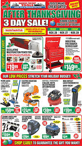 black friday chainsaw sales black friday ads 2010 harbor freight black friday ad 2010