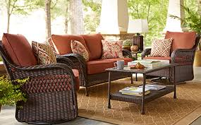 garden treasures patio furniture replacement cushions best home