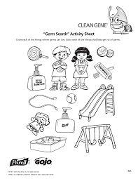 k 5 hand hygiene lesson plans and worksheets lesson 8 page 2 k 5