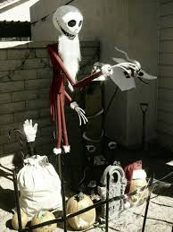 Outdoor Christmas Decor Joy by 40 Creepy Nightmare Before Christmas Decorations Christmas