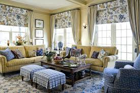 yellow and blue living room curtains gray design with charcoal