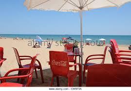 Coca Cola Chairs Coca Cola Parasols Stock Photos U0026 Coca Cola Parasols Stock Images