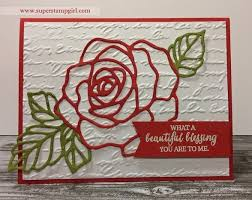 186 best stampin u0027 up rose wonder images on pinterest flower