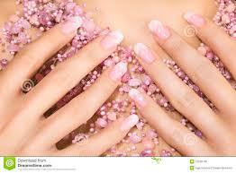 elegant nail design royalty free stock photography image 12935097