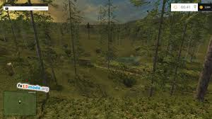 The Forest Game Map Only Forest Map Fs15 Mods